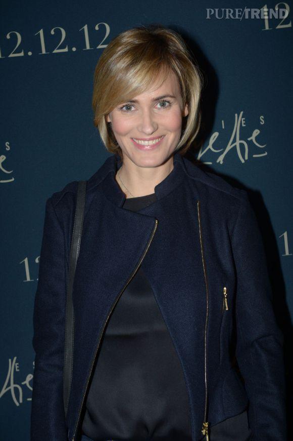 Judith Godrèche, maman de deux enfants et déjà 20 ans de carrière.