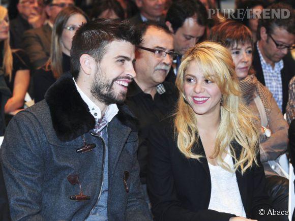 Shakira et Gérard Piqué attendent leur deuxième enfant.