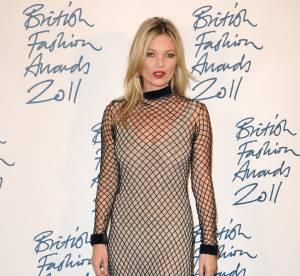 Kate Moss : plus hot que jamais en résille et bikini à Ibiza