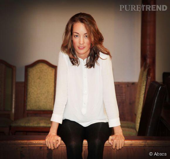 Juliette Besson, 27 ans, est la fille de Luc Besson et Anne Parillaud.