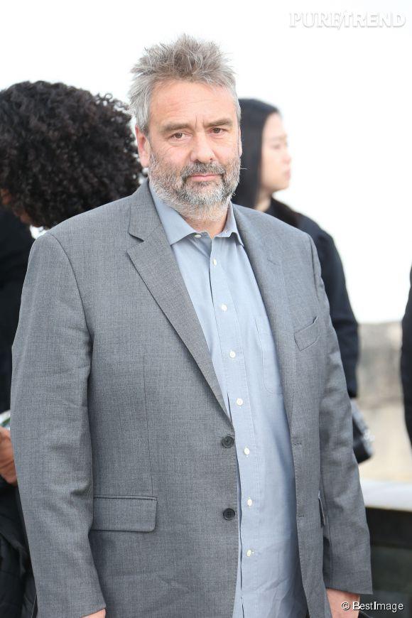 """Luc Besson nous confie tout sur son film """"Lucy"""" et sur sa femme Virginie !"""