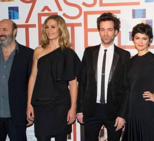 """En France, Audrey Tautou reçoit beaucoup de belles propositions. Dernièrement, elle était à l'affiche du dernier long métrage de Cédric Klapisch, """"Casse-tête chinois""""."""