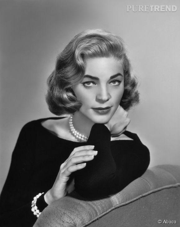 Lauren Bacall, un regard devenu légendaire pour une actrice de tempérament.