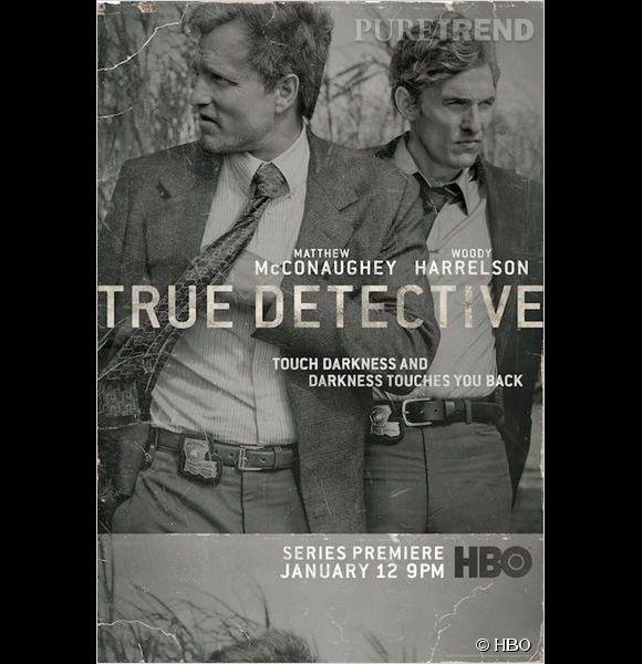 """True Detective"" avec Matthew McConaughey, séries favorites des Emmy 2014."