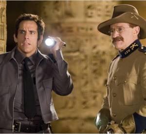 """""""La nuit au musée"""", avec Ben Stiller et feu Robin Williams."""