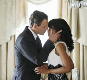 """Tony Goldwyn dans """"Scandal"""" : diriger et jouer dans des scènes de sexe """"un défi"""""""