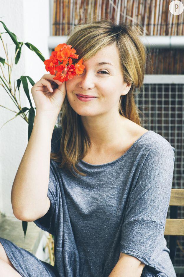 Charlotte Pénide, créatrice de Blondifox.