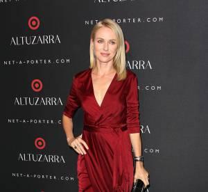 Naomi Watts : glamour rétro sur tapis rouge... à copier !