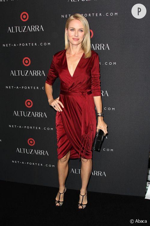 Naomi Watts à NYC le 5 septembre 2014.
