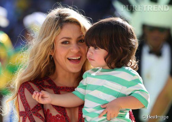Shakira : bientôt un petit frère pour Milan ?
