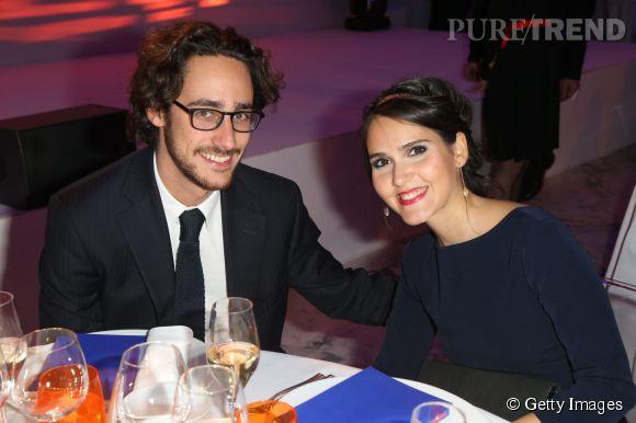 Joyce Jonathan et Thomas Hollande : une relation qui a duré deux ans, de 2012 à 2014.