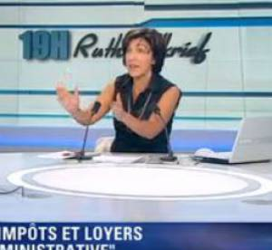 "Ruth Elkrief : ne l'appelez pas ""Ruth"", son recadrage en direct"