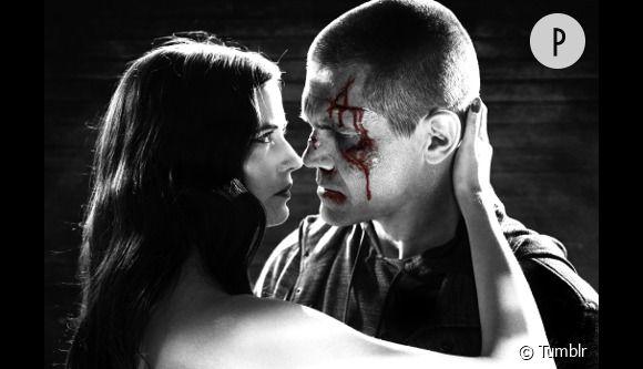 """""""Sin city 2 : J'ai tué pour elle"""" de Robert Rodriguez et Frank Miller."""
