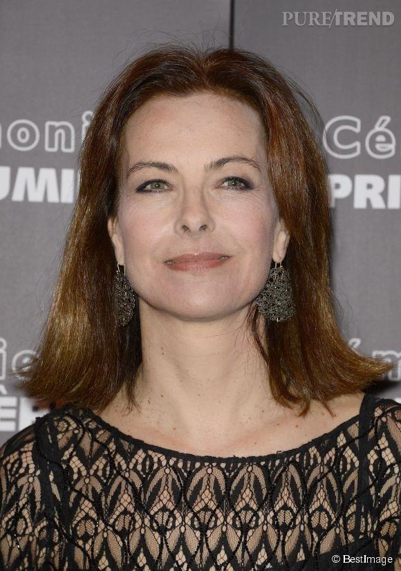 Carole Bouquet : pour ses fils, elle ment sans cesse pour enjoliver le quotidien.