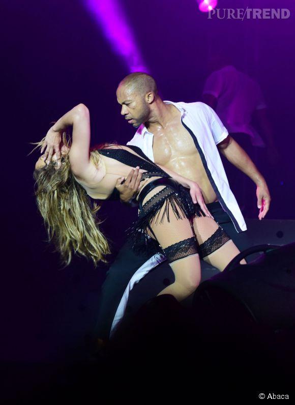 Jennifer Lopez toujours plus sexy.