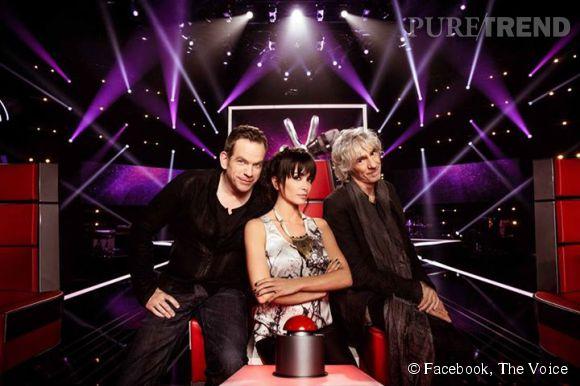 """Garou a fait partie des coachs de """"The Voice Kids"""" sur  TF1."""