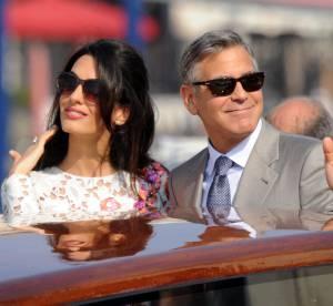 George Clooney et Amal Alamuddin : leur mariage princier en chiffres