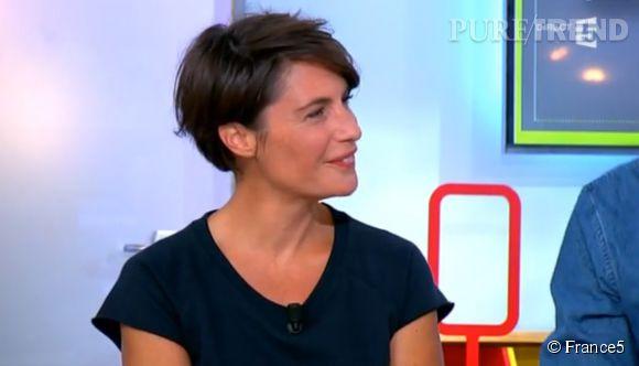 """Invitée ce mercredi 1er octobre sur le plateau de """"C à vous"""" sur  France 5 , Alessandra Sublet a expliqué ne pas comprendre pourquoi elle est la cible des attaques de Thierry Ardisson."""