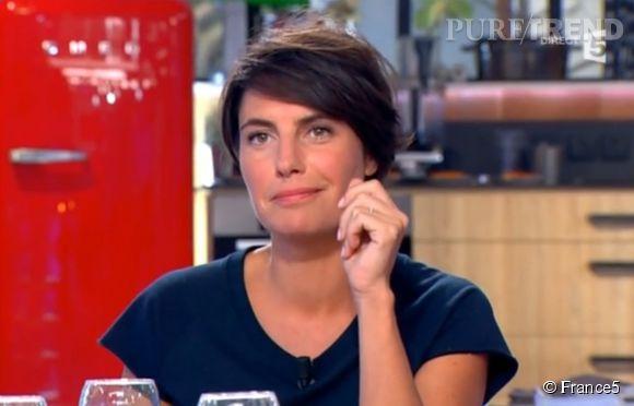 Alessandra Sublet est revenue ce mercredi 1er octobre 2014 sur les piques de Thierry Ardisson dont elle est victime depuis déjà plusieurs mois.