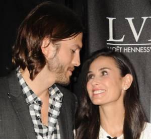 Ashton Kutcher et Demi Moore : enfin la réconciliation !