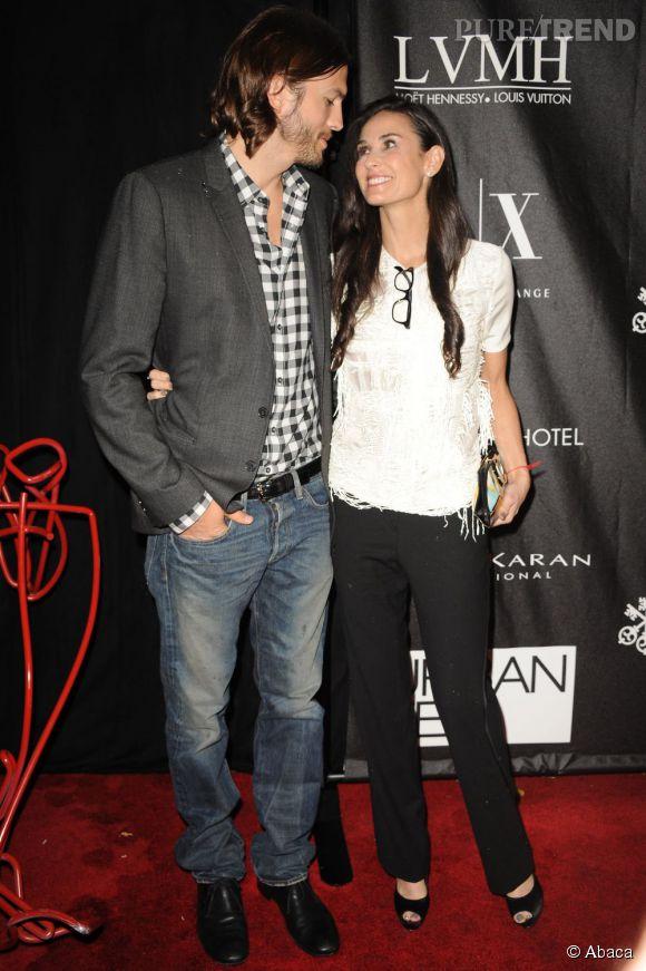 Demi Moore et Ashton Kutcher : enfin la réconciliation ?