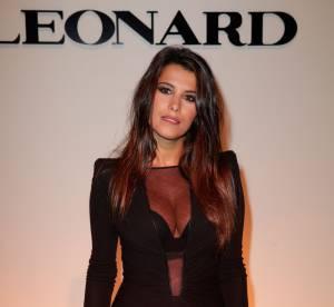 Karine Ferri super sexy en brassière sur Twitter