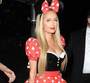 Paris Hilton, Naya Rivera, Vanessa Hudgens...Halloween se passe sur Instagram