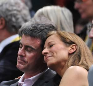 Manuel Valls et Anne Gravoin : instant de tendresse en public