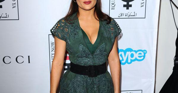 Le sexe avec Salma Hayy