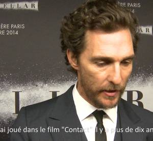 Interstellar : l'interview-vidéo de Matthew McConaughey et Christopher Nolan