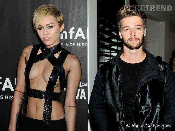 Miley Cyrus et Patrick Schwarzenegger seraient en couple.