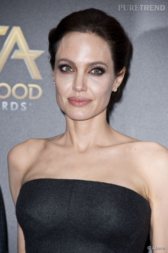 Angelina Jolie aux Hollywood Film Awards 2014.