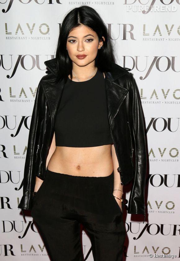 Kylie Jenner : le secret de ses lèvres ? Le maquillage.