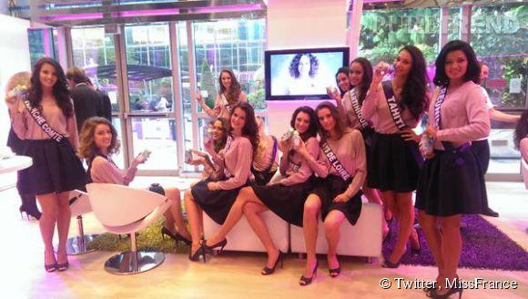 Les 33 candidates à l'élection de Miss France 2015 se sont envolées pour la République Dominicaine.
