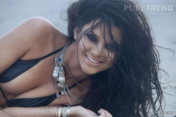 Sur ce cliché pris en 2010, Kendall Jenner est diablement sexy. Problème, elle n'a que quatorze ans à l'époque.