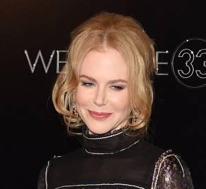 Nicole Kidman, glamour et sculpturale pour une virée italienne