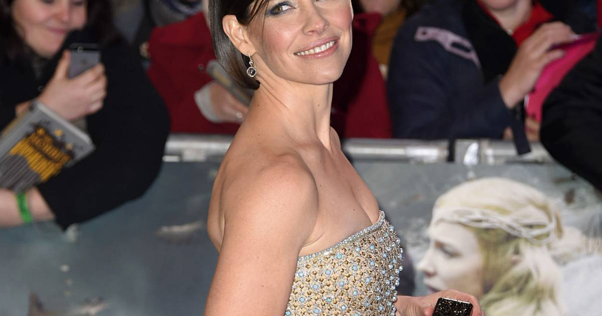 evangeline lilly open mouth