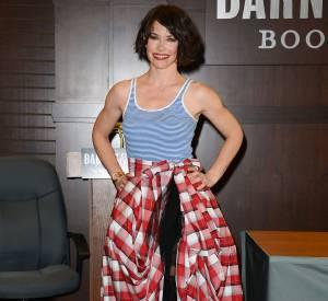 Heureusement qu'Evangeline Lilly s'est reprise pour l'avant-première : quelques jours plus tôt, elle avait fait d'étranges choix vestimentaires.