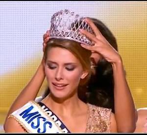 Miss France 2015 : Camille Cerf et belle blonde de 20 ans est la nouvelle reine de beauté.