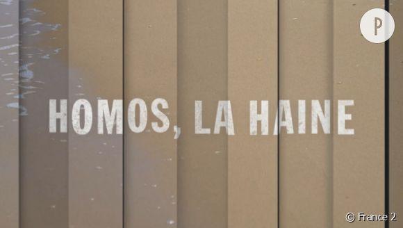 """""""Homos, la haine"""", un documentaire à découvrir ce soir sur France 2 à partir de 22h45."""