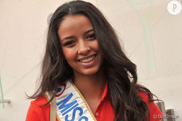 Flora Coquerel, Miss France 2014, en lice pour Miss Monde 2014.