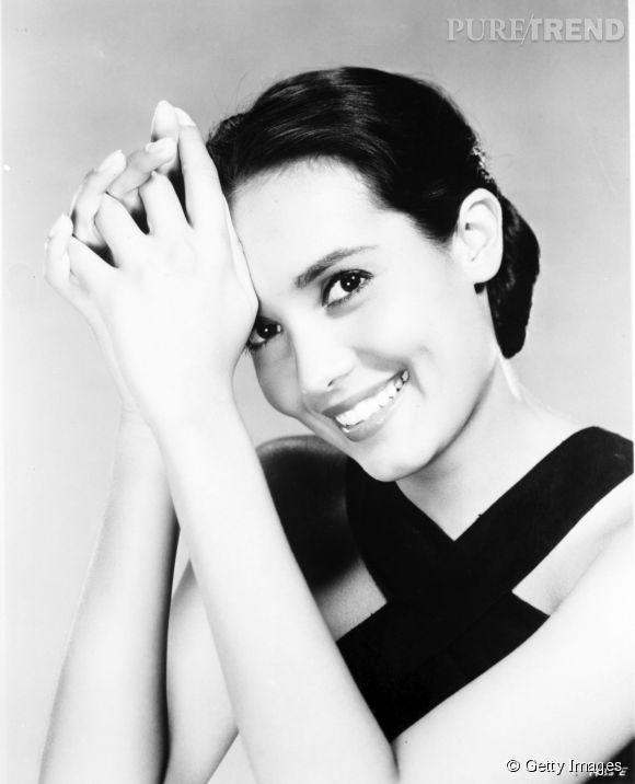 Anna Kashfi, la première épouse de Marlon Brando.