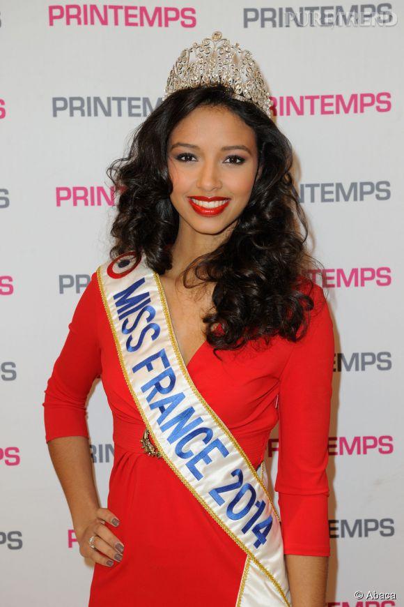Flora Coquerel : bonne perdante, elle a félicité Miss Afrique du Sud, élue Miss Monde dimanche à Londres.