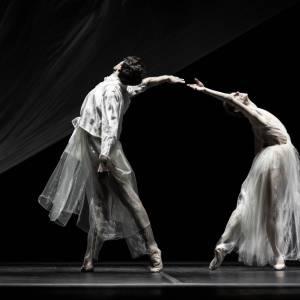 """Ballet """"Tristan et Iseult"""". La chorégraphie est signée Giorgio Mancini et les costumes Yiqing Yin."""
