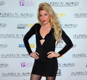 Lauriers TV Awards : Lola Marois, peu de tissu, maximum d'effet.