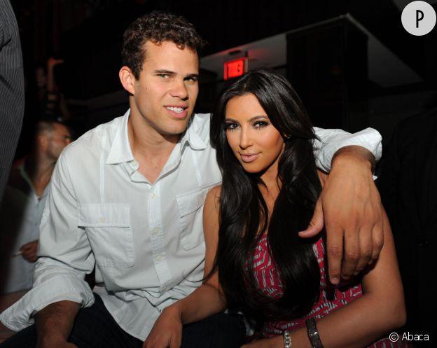 Kris Humphries et Kim Kardashian.
