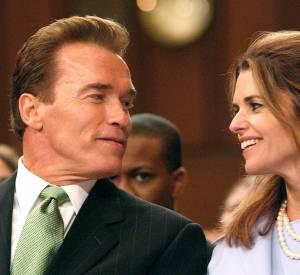 Arnold Schwarzenegger et Maria Shriver.