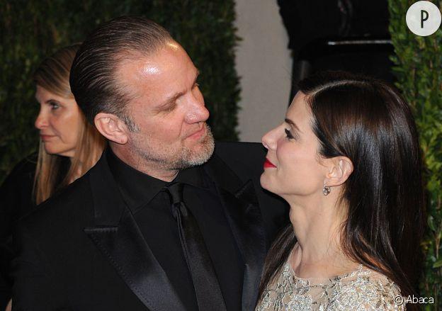 Jesse James et Sandra Bullock.