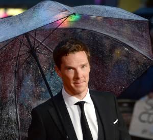 Benedict Cumberbatch : pro du photobomb, il remet ça aux Golden Globes !