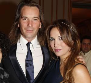 Hélène Ségara et son mari depuis 2003, Mathieu Lecat.